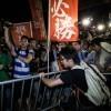 Акция гражданского неповиновения началась в Гонконге