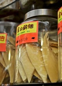 В Китае обнаружили поддельные плавники акул