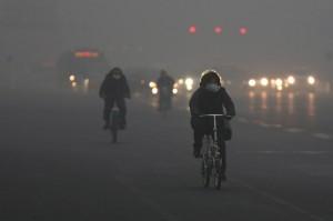 Погодные аномалии в Пекине стали причиной огромного количества ДТП