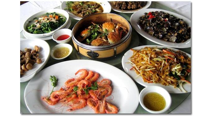 Традиционные напитки и еда Китая2
