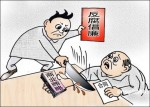 В течение 2012 года в Китае 160 тыс.  чиновников были наказаны за коррупцию