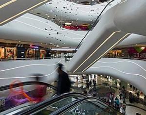 Китайский торговый центр