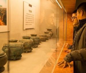 выставка культуры Цинь