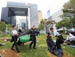Власти Гонконга призвали прекратить акции протеста «по хорошему»