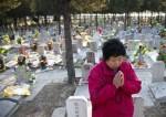 Пекин на время саммита АТЭС запрещает сожжение погребальной одежды