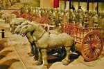 Экспонаты музея Сианя выставят в Астане