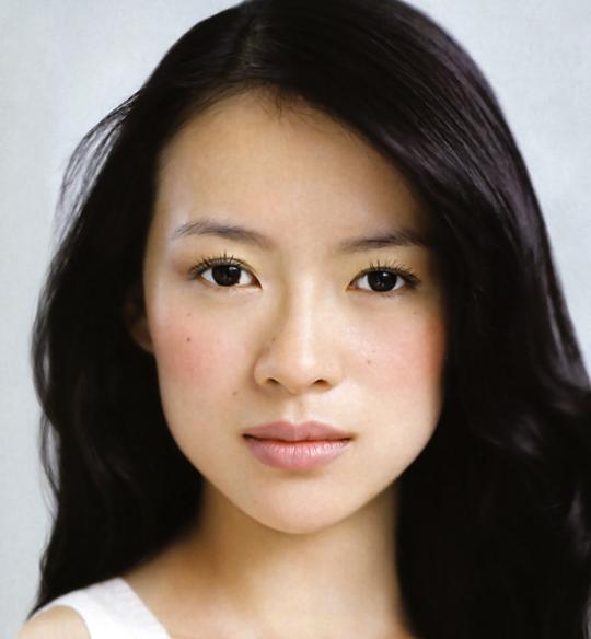 Чжан ЦзыИ Zhang-Ziyi