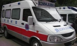 10 человек трагических погибли в результате аварии в Китае