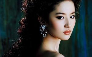 Лиу Ифэй Liu-Yifei