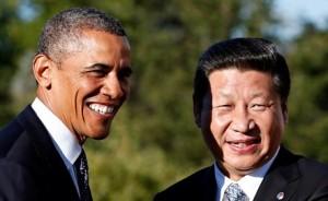 Барак Обама встретился с Си Цзиньпин