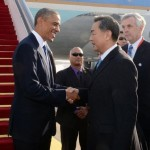 Барак Обама прибыл на саммит АТЭС