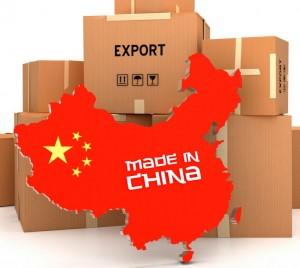 Уровень внешней торговли КНР