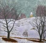 Китайско-Российская выставка картин зимней тематики открылась во Владивостоке