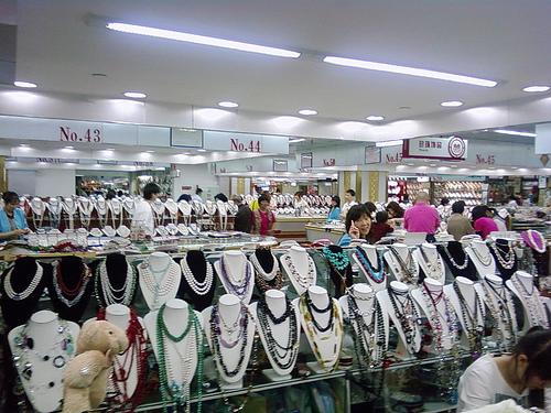 Драгоценный пекинский рынок