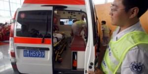 12 человек погибли результате ДТП в Китае