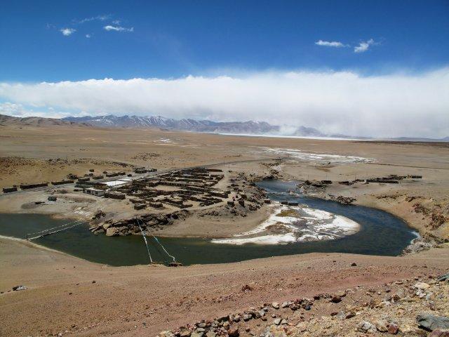 Мертвое или священное озеро?