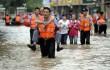 13 человек погибло и еще 13 числятся без вести пропавшими из-за наводнений в КНР