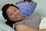 Китаянка спасла жизнь упавшему ребенку