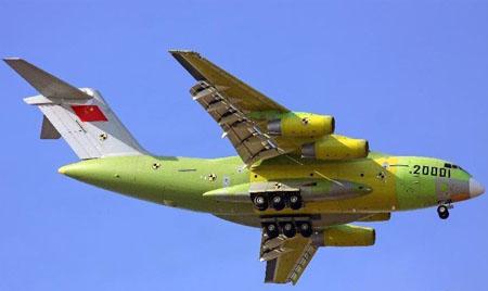 Транспортный самолёт Y-12