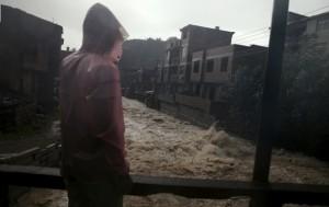 14 человек погибли на востоке Китая из-за тайфуна