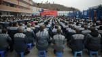 1300 заключенных в Китае отправятся встречать Новый год с родными