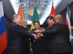Лидеры стран группы БРИКС встретились вне рамок саммита G20