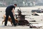 44 человека пострадали из-за взрыва возле китайской школы