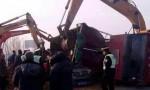 В жутком ДТП  в Китае погибли 12 человек