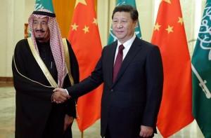Китай и Саудовская Аравия планируют углублять торговые связи