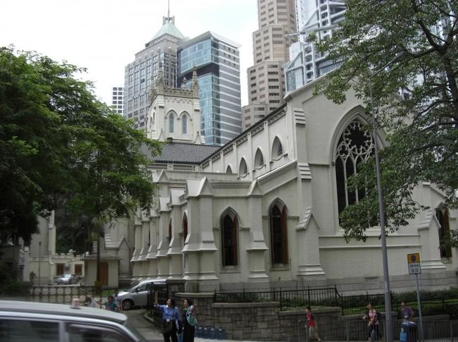 Гонконговский собор