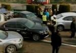 Массовая авария на скоростной трассе в Китае