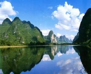 Загрязнение озер Китая