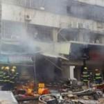 В китайском ресторане прогремел взрыв