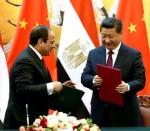 Китай и Египет становятся стратегическими партнерами