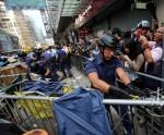 В Гонконге продолжаются аресты протестующих «Оккупируй централ»