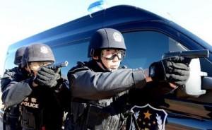 Китайские полицейские убили 11 террористов