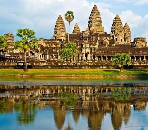 Туризм в Камбоджа