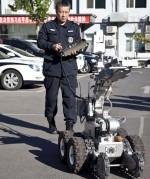 Китайский робот на страже саммита АТЭС