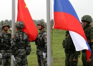 Российско-китайские учения
