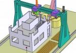 Пока в США идут тестирования технологии 3D, в Китае уже печатают здания