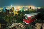 Диковинная вершина Гонконга — пик «Виктория»