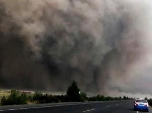 торнадо в Китае