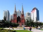 Самое вместительное место для вероисповедания в Шанхае