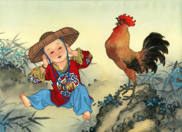 Праздник весны Личунь и традиции Китая