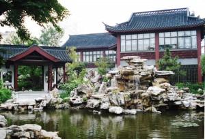 6. Парк Цяоюань