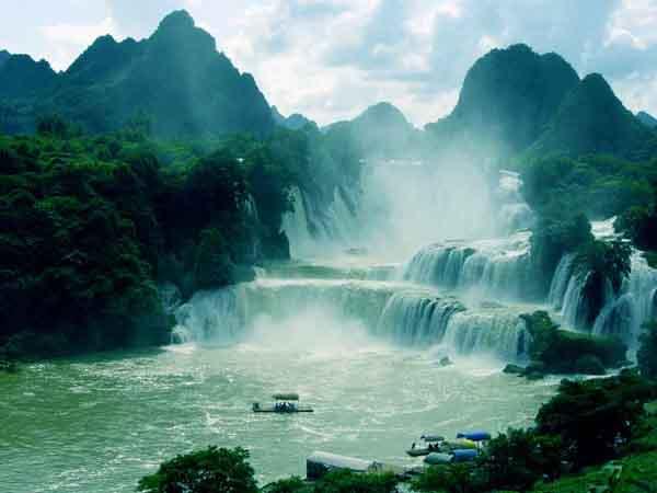 Усовершенствование туризма в Цзянси