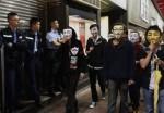 Активисты «Оккупируй централ» снова активизировались