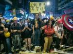 Активисты «Оккупируй централ» готовятся к переговорам с Пекином