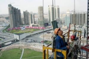 Активно строящийся Китай