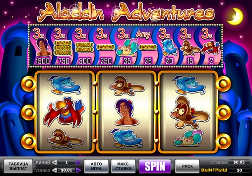 Aladdin Advantures